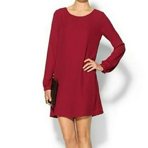 NWT Tinley Road Red Sift Dress S